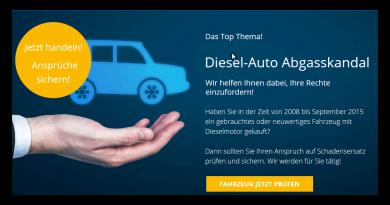 diesel abgasskandal