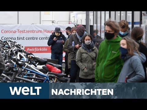 WELT NEWS IM STREAM: Urlaub in der Corona-Krise - Ärger und Unmut über innerdeutsche Reiseregeln