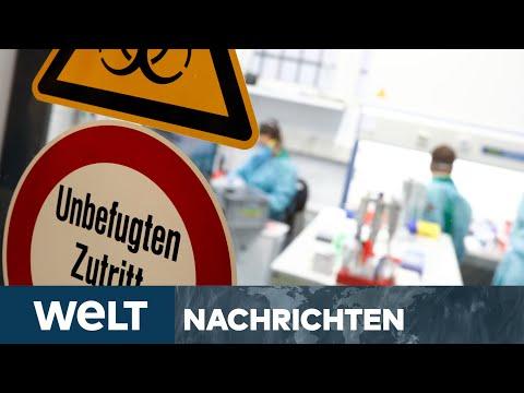 WELT NEWS IM STREAM: Corona-Lockdown - Warum Deutschland der zweiten Welle nicht ausweichen kann