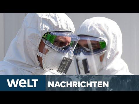 CORONA-RISIKOGEBIETE IN DEUTSCHLAND: Sprunghafter Anstieg von Infektionen beunruhigt Behörden