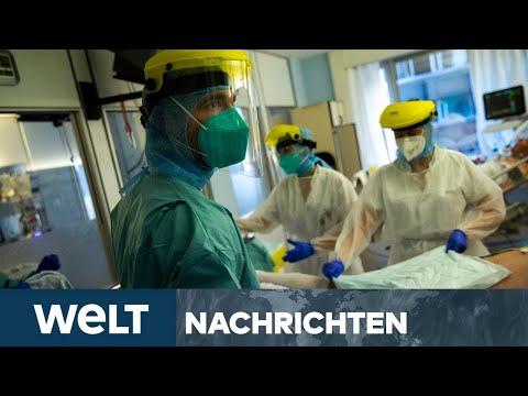 """""""WELLENBRECHER-SHUTDOWN"""": Kanzlerin will mit radikalen Maßnahmen die zweite Corona-Welle brechen"""
