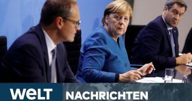 """WELT NEWS IM STREAM: Bittere Pille für Deutschland – Der """"Lockdown Light"""" ist heftig"""
