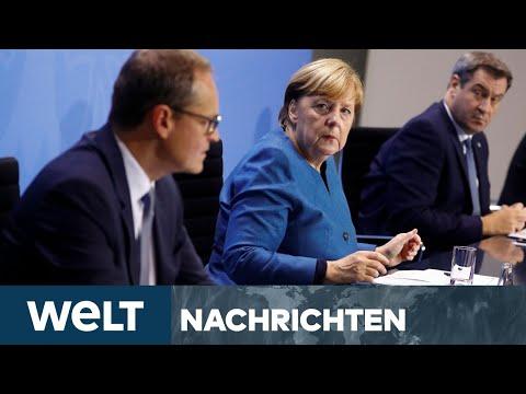 """WELT NEWS IM STREAM: Bittere Pille für Deutschland - Der """"Lockdown Light"""" ist heftig"""