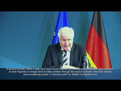 Statement von BM Seehofer zum Migrations- und Asylpaket der EU-Kommission vom 23.09.2020