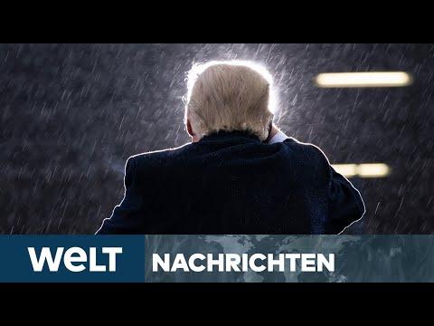 TRÜBER TAG FÜR TRUMP: Abgewählter US-Präsident klappert Termine ab - Biden setzt seine Agenda