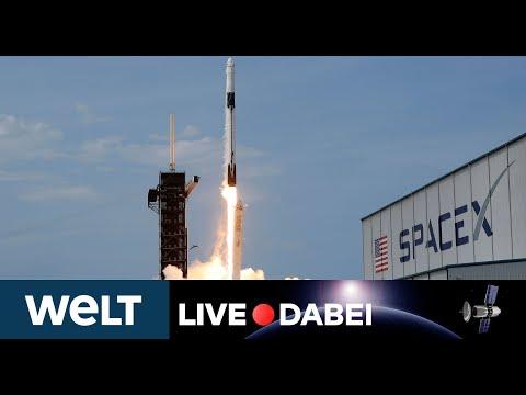 """NASA UND SPACEX: Erster regulärer Flug - """"Crew Dragon"""" soll vier Astronauten zur ISS bringen"""