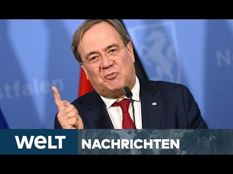 ZANK UM CORONA-MAßNAHMEN: NRW-Ministerpräsident Laschet ordnet Ergebnisse des Streitgesprächs ein