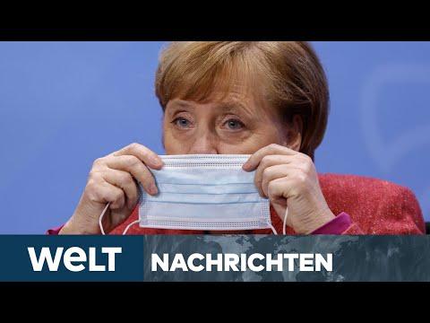 WELT NEWS-STREAM: Kanzlerin ausgebremst - Desolate deutsche Corona-Politik verunsichert Bürger