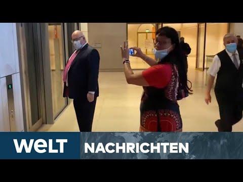 REICHSTAGS-STÖRER: AfD gibt sich zerknirscht - Fragen nach Sicherheit im Bundestag