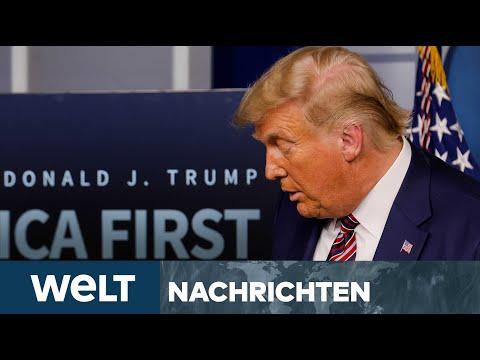 G20-GIPFEL: Ist das Trumps letzte Show auf großer internationaler Bühne?