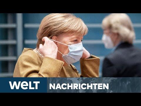 """CORONA-GIPFEL: Merkel - """"Wir brauchen noch einmal eine Kraftanstrengung"""" gegen Coronavirus"""