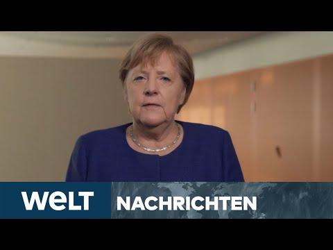 KANZLERIN AN VOLK: Merkel lobt Deutsche für Disziplin und Durchhaltewillen in der Corona-Krise