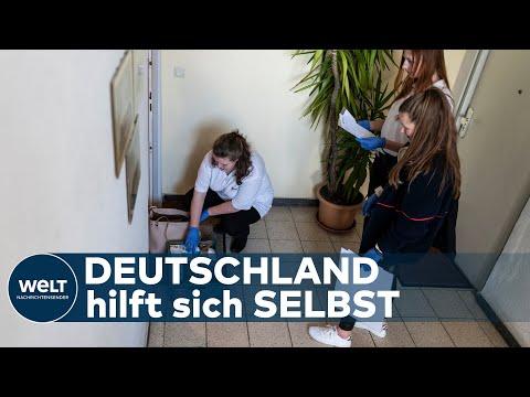 WIR SCHAFFEN DAS: In der Corona-Krise zeigen besonders junge Deutsche was in ihnen steckt