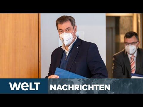 NEWS IM STREAM: BAYERN verhängt KATASTROPHENFALL und Ausgangssperren