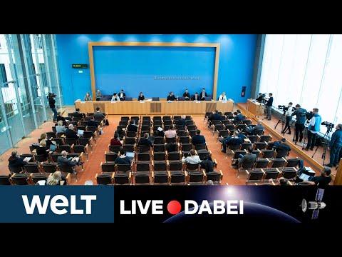 LIVE DABEI: Briefing der Regierung nach der Sitzung des Corona-Kabinetts und andere aktuelle Themen