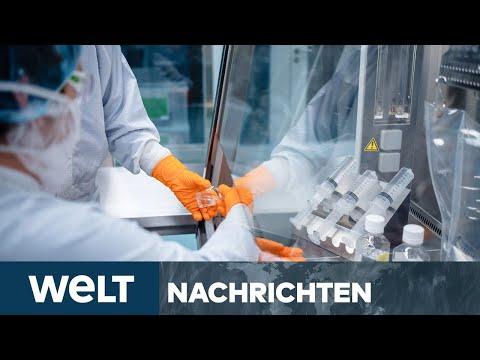 DEUTSCHLAND MACHT DAMPF: EU-Behörde will Corona-Impfstoff wohl doch vor Weihnachten zulassen