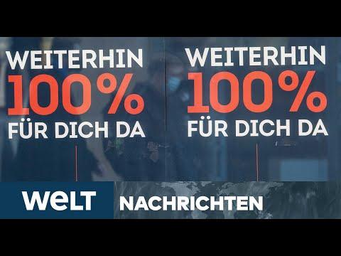 HARTER CORONA-LOCKDOWN: Deutschland fährt radikal runter - Impfstrategie soll Hoffnung machen