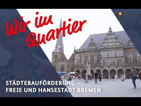 Städtebauförderung in der Freien Hansestadt Bremen