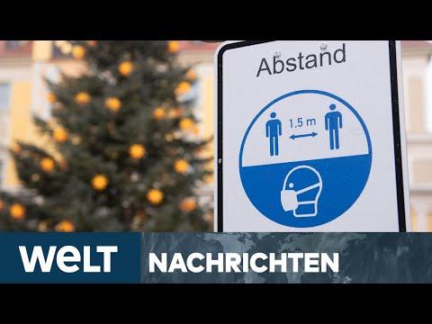 BITTERE BILANZ ZU WEIHNACHTEN: Corona beherrscht Deutschland - Impfvorbereitung läuft auf Hochtouren