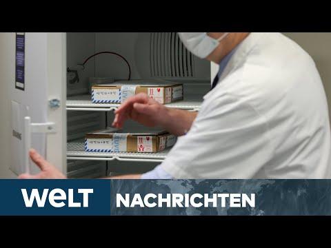 WELT NEWSSTREAM: Empörung - Lieferungen von Corona-Impfstoff kommt offenbar ins Stocken