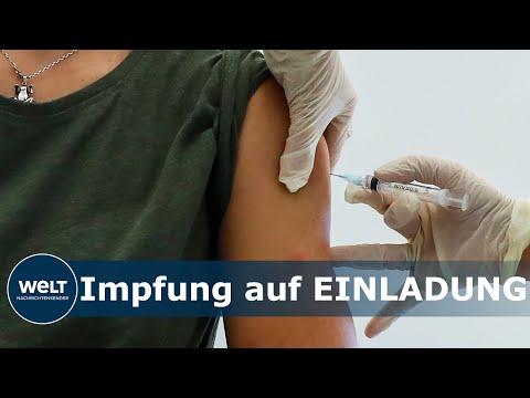 MAMMUTAUFGABE IMPFEN: So soll wohl der Corona-Impfprozess in Deutschland ablaufen