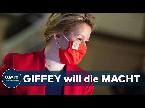 OHNE DOKTORTITEL INS ROTE RATHAUS: Franziska Giffey hat in Berlin noch viel vor