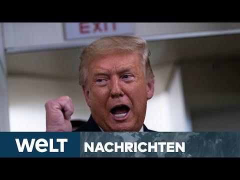 NEWSSTREAM: USA - Impeachment gegen DONALD TRUMP soll Montag beginnen