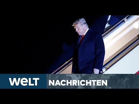 WELT NEWSSTREAM: Donald Trump steuert auf zweites Amtsenthebungsverfahren zu