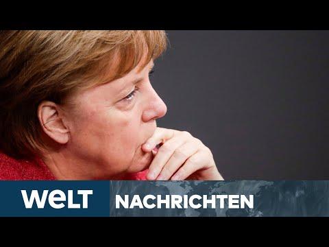 WELT NEWSSTREAM: Merkels Mega-Lockdown - Warum wir Corona nicht unter Kontrolle bekommen