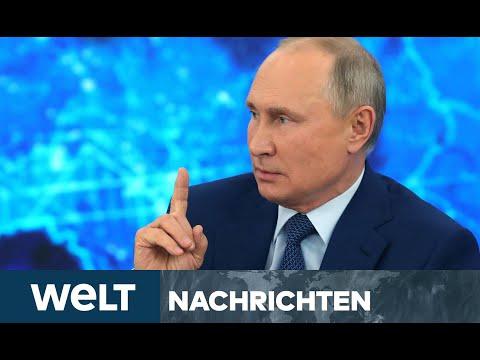 WELT NEWSSTREAM: Nawalny bleibt Putins Problem - Kremlkritiker ruft aus der Haft zu Protesten auf