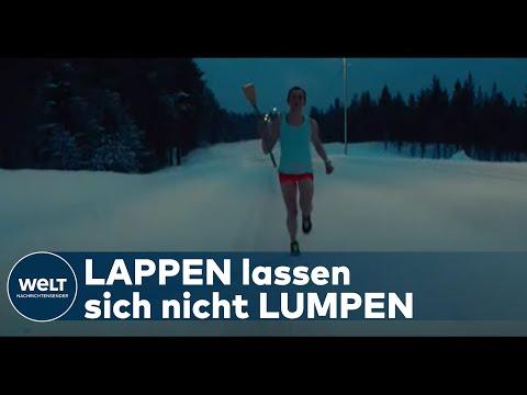 IRONISCHES BEWERBUNGSVIDEO: Kleinstadt in Lappland bewirbt sich für Olympische Sommerspiele 2032