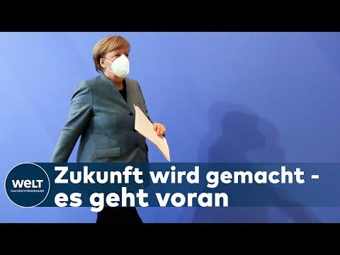 """CORONA-IMPFGIPFEL: """"Bis Ende des dritten Quartals ein Impfangebot an jeden Bürger"""""""