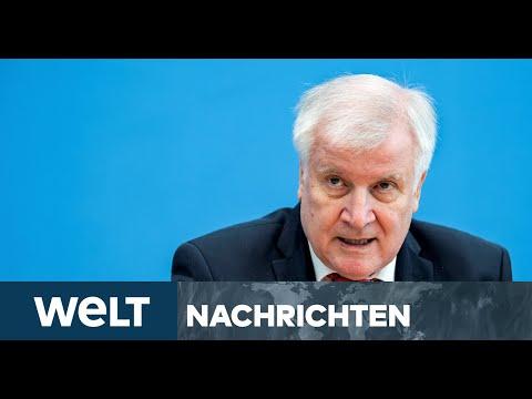 """WELT NEWSSTREAM: """"Jetzt reicht's!"""" - Horst Seehofer platzt die Hutschnur wegen EU-Kritik"""