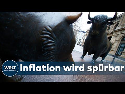 INFLATIONSGEFAHR: Kapitalmarktstratege erklärt, wie man sein Depot sicher macht