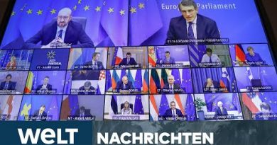 WELT NEWSSTREAM: URLAUB 2021 mit Impfpass möglich? EU-Gipfel berät Reisebeschränkungen