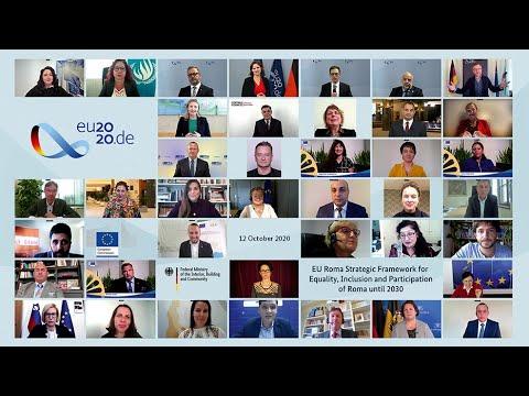 High-Level-Konferenz zur Bekämpfung von Antiziganismus in der EU
