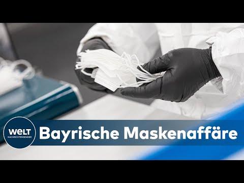 MASKEN-MISERE: Generalstaatsanwaltschaft durchsucht Alfred Sauters Räume im Landtag
