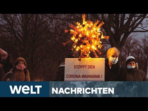 TROTZ CORONA-INZIDENZ ÜBER 100: Mehrheit der Deutschen lehnt harten Lockdown ab | WELT Newsstream