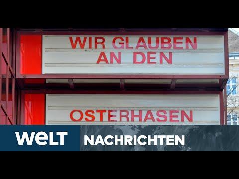 FIESES OSTEREI: Wie der Corona-Gipfel die Deutschen überrascht hat | WELT Newsstream