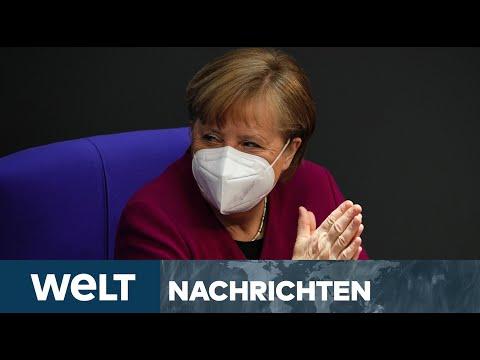 OSTER-DEBAKEL ABGEHAKT: Wie Merkel das Corona-Chaos der Regierung beiseite schiebt | WELT Newsstream