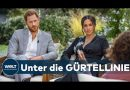 PALASTINTRIGEN: Meghan und Harry eröffnen bei Oprah Winfrey neue Runde im Royals-Drama | WELT Thema