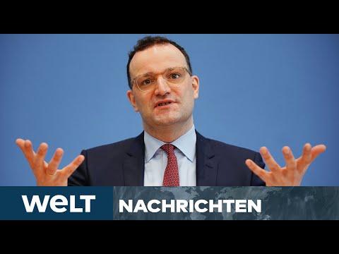 CORONA-SCHNELLTESTS: Buhmann Spahn - heftige Kritik aus eigenen Reihen | WELT Newsstream