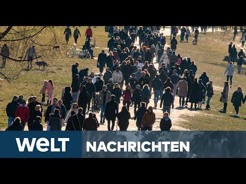 CORONA-ÜBERDRUSS: Bürger wollen Öffnung - Angst vor Blindflug in die dritte Welle | WELT Newsstream