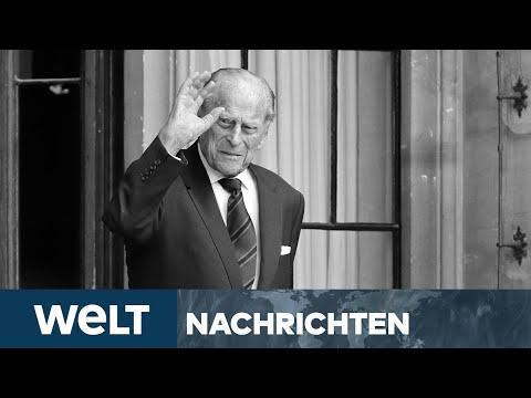 PRINZ PHILIP TOT: Queen Elizabeth II. trauert um ihren Ehemann | WELT Newsstream