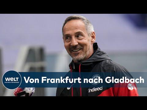 TRAINERWECHSEL: Adi Hütter verlässt Eintracht Frankfurt zum Saisonende für Borussia Mönchengladbach