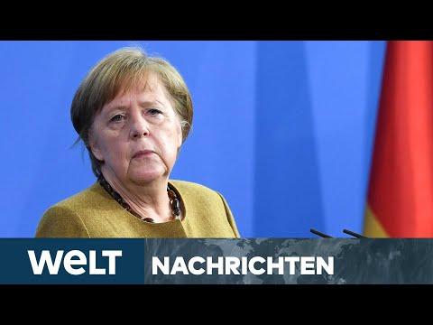 BUNDESWEITE NOTBREMSE WEGEN CORONA: Kanzlerin Merkel bekommt heftigen Gegenwind | WELT Newsstream