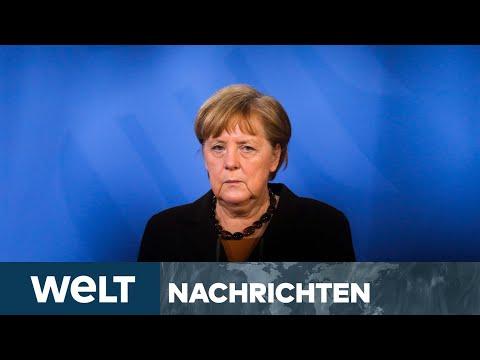 OSTER-CORONA-BOTSCHAFT: Merkel ruft Deutsche zur Disziplin und Testen auf | WELT Newsstream