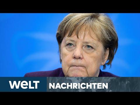 CORONA-IMPFGIPFEL! Lockerungen für Geimpfte und Genesene - Was wird Merkel sagen? I WELT Newsstream