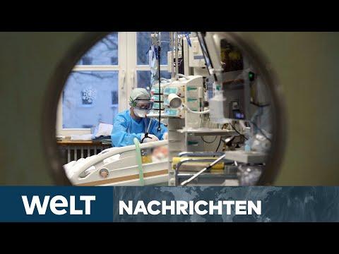 4.000 CORONA-Patienten auf Intensivstationen: MEGA-LOCKDOWN rückt näher | WELT Newsstream