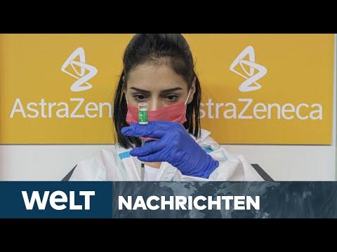 KAMPF GEGEN CORONA: AstraZeneca-Debakel - Deutsche Impfstrategie wankt  | WELT Newsstream